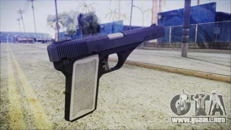 GTA 5 Vintage Pistol - Misterix 4 Weapons para GTA San Andreas tercera pantalla