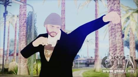 GTA Online Skin 25 para GTA San Andreas