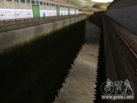 ENB Simple HD v1 para GTA San Andreas quinta pantalla
