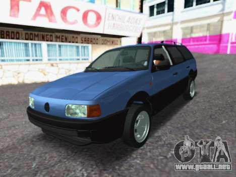 Volkswagen Passat B3 Variant para GTA San Andreas
