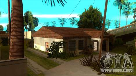 ENB Settings Janeair 1.0 Light para GTA San Andreas sucesivamente de pantalla
