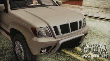 GTA 5 Canis Seminole IVF para la visión correcta GTA San Andreas