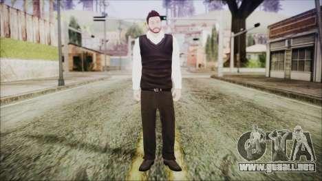 GTA Online Skin 41 para GTA San Andreas segunda pantalla