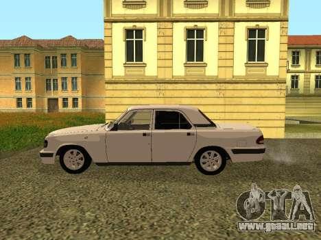 GAZ Volga 3110 para GTA San Andreas left
