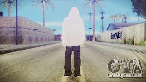 Brick Bazuka para GTA San Andreas tercera pantalla