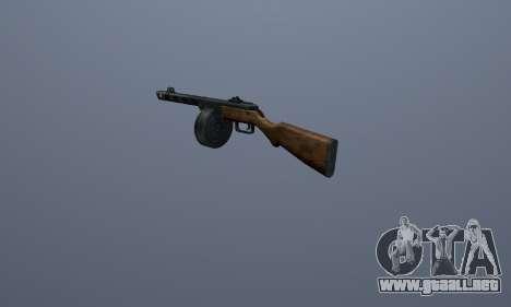 PCA para GTA San Andreas tercera pantalla