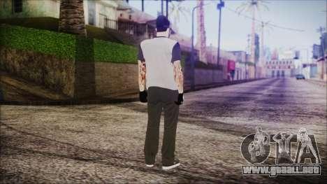 GTA Online Skin 51 para GTA San Andreas tercera pantalla
