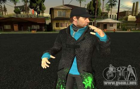 Mens Mega Pack para GTA San Andreas twelth pantalla