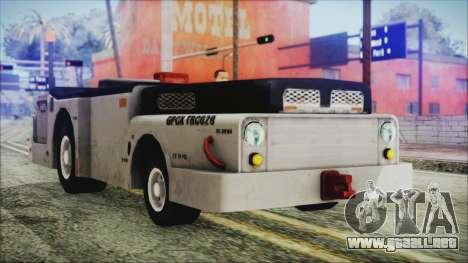 BF3 Push Car para la visión correcta GTA San Andreas