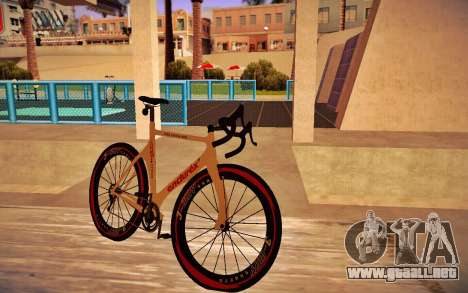 GTA V Endurex Race Bike para GTA San Andreas