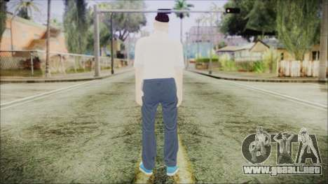 GTA Online Skin 38 para GTA San Andreas tercera pantalla