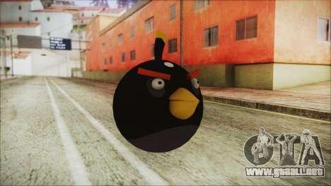 Angry Bird Grenade para GTA San Andreas