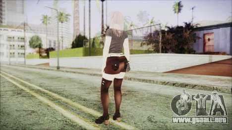 DoA Kokoro 2 para GTA San Andreas tercera pantalla