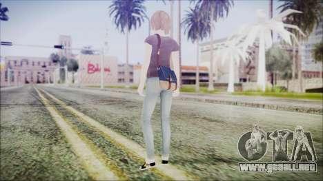Life is Strange Episode 5-1 Max para GTA San Andreas tercera pantalla