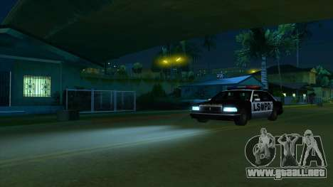 ENB Settings Janeair 1.0 Light para GTA San Andreas segunda pantalla