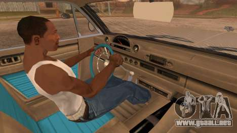 GTA 5 Declasse Clean Voodoo Bobble Version IVF para la visión correcta GTA San Andreas