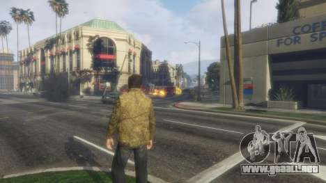 Visión de calor de Superman 1.1 para GTA 5
