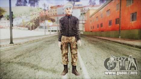 World In Conflict Lebdjev para GTA San Andreas segunda pantalla
