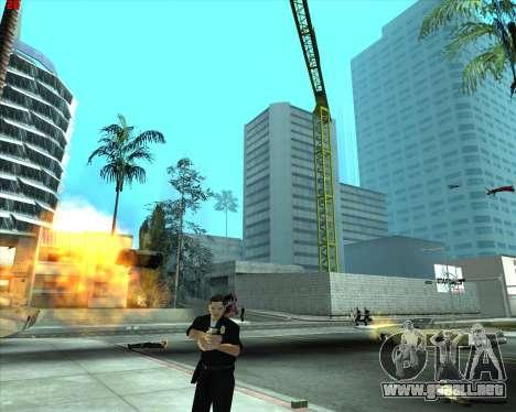 La locura en el estado de San Andreas v1.0 para GTA San Andreas
