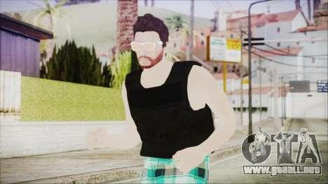 GTA Online Skin 39 para GTA San Andreas