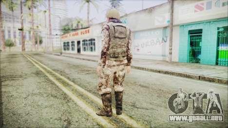 World In Conflict Generic Russian para GTA San Andreas tercera pantalla
