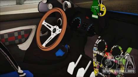 Dacia Logan Cadde Style para la visión correcta GTA San Andreas