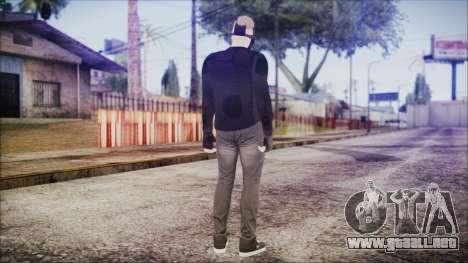 GTA Online Skin 53 para GTA San Andreas tercera pantalla