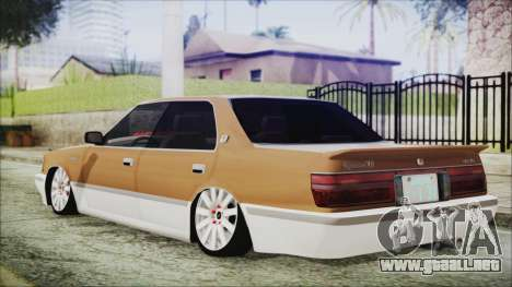Toyota Crown VIP para GTA San Andreas left