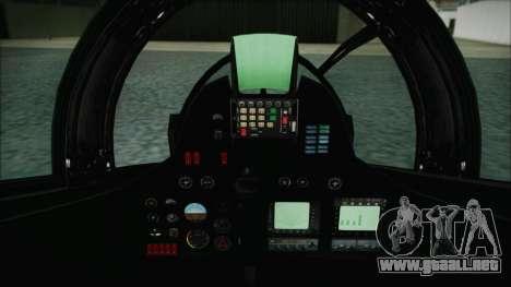 GTA 5 Savage para la visión correcta GTA San Andreas