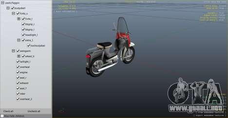 Pappa-Tunturi (Beta) para GTA 4 Vista posterior izquierda
