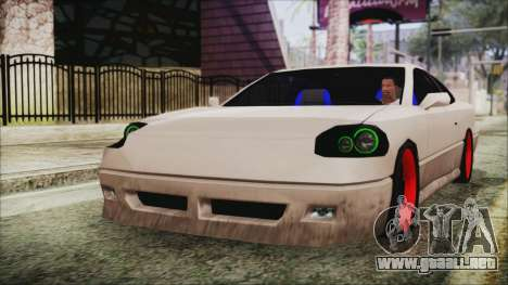 New Alpha Street para GTA San Andreas