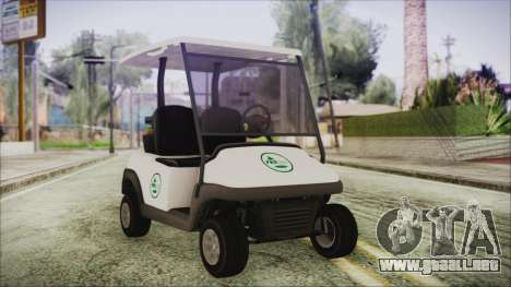GTA 5 Golf Caddy para GTA San Andreas