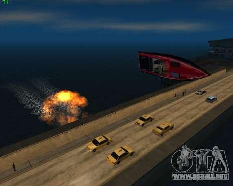 La locura en el estado de San Andreas v1.0 para GTA San Andreas twelth pantalla