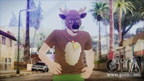 GTA Online Skin 11 para GTA San Andreas