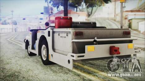 BF3 Push Car para GTA San Andreas left