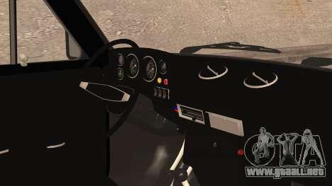 VAZ 2121 Niva 1600 2.0 para la visión correcta GTA San Andreas
