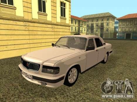 GAZ Volga 3110 para GTA San Andreas