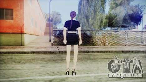 Lara Flaca Business Suit para GTA San Andreas tercera pantalla