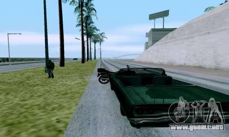 uM ENB para PC débil para GTA San Andreas segunda pantalla