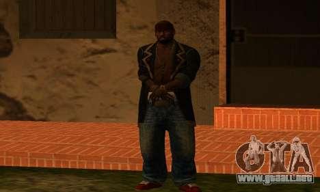 Mens Mega Pack para GTA San Andreas séptima pantalla
