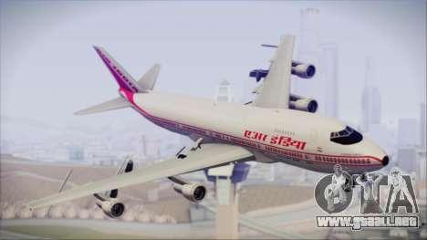 Boeing 747-237Bs Air India Emperor Ashoka para GTA San Andreas