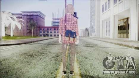 Life Is Strange Episode 3 Max Amber para GTA San Andreas tercera pantalla