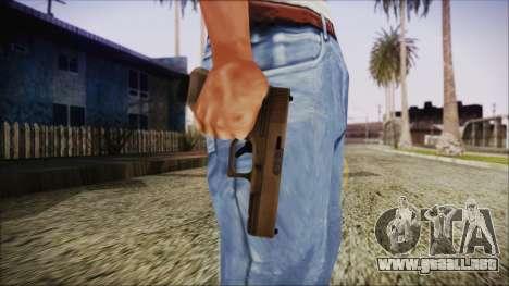 PayDay 2 STRYK 18c para GTA San Andreas tercera pantalla