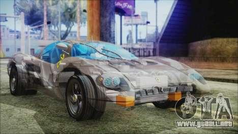 Ferrari P7 para GTA San Andreas