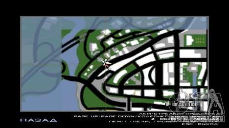 Italian bar Gangstaro in Los Santos para GTA San Andreas sexta pantalla
