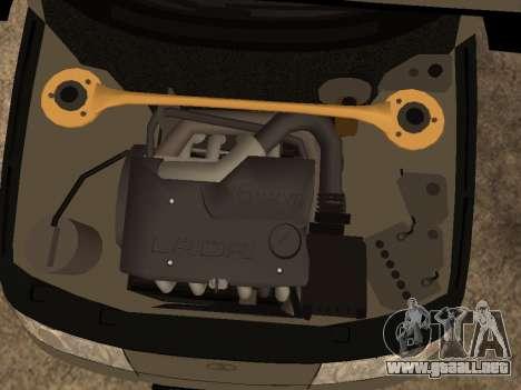VAZ 2110 DPS para el motor de GTA San Andreas