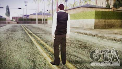 GTA Online Skin 41 para GTA San Andreas tercera pantalla