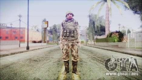 World In Conflict Generic Russian para GTA San Andreas segunda pantalla