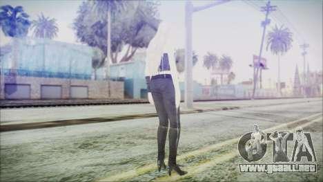 DMC4 Trish para GTA San Andreas tercera pantalla