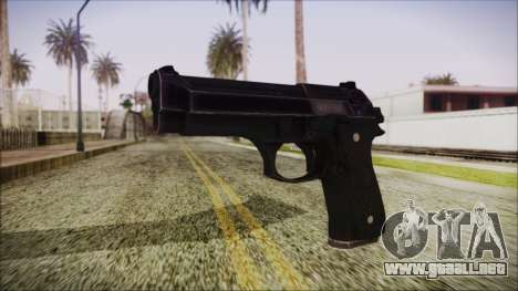 PayDay 2 Bernetti 9 para GTA San Andreas
